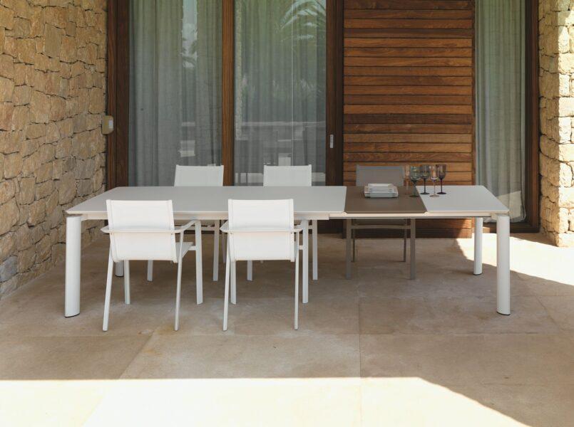 Milo Tavolo da pranzo estendibile 160/215×95 in ceramica 7