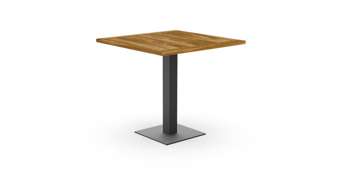 Ebi Top tavolo 80x80x3