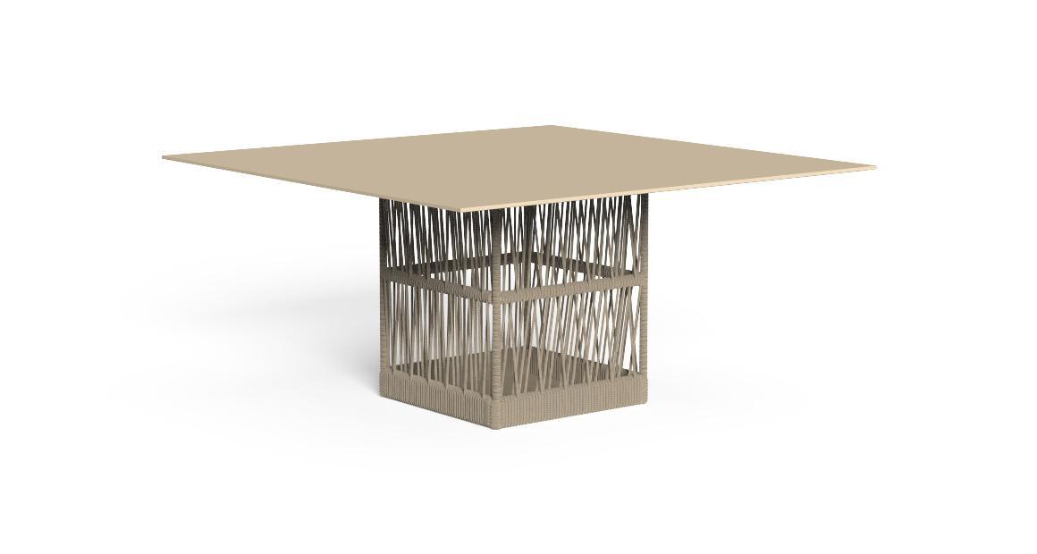 Cliff Tavolo da pranzo 150×150