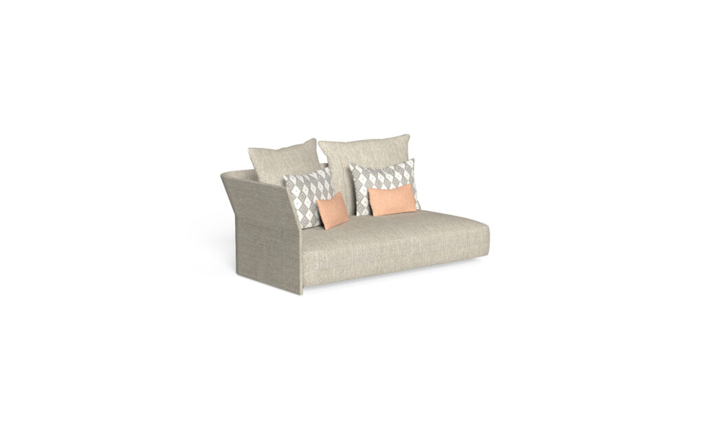 sofa dx backrest fabric
