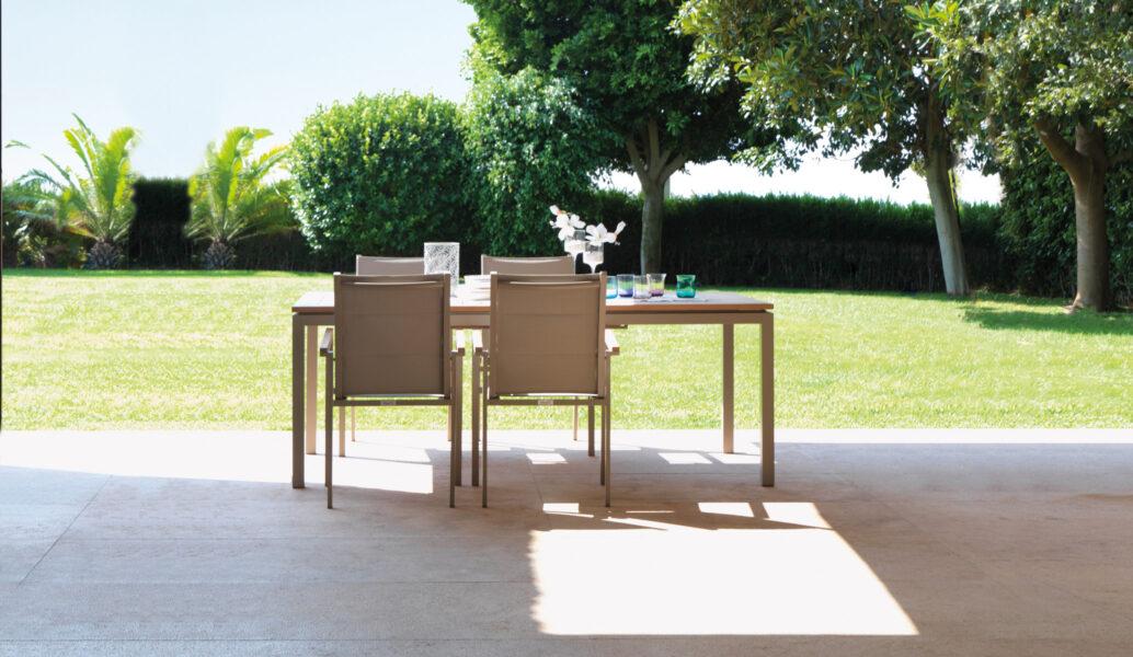 Timber Tavolo da pranzo estendibile 156/214 2